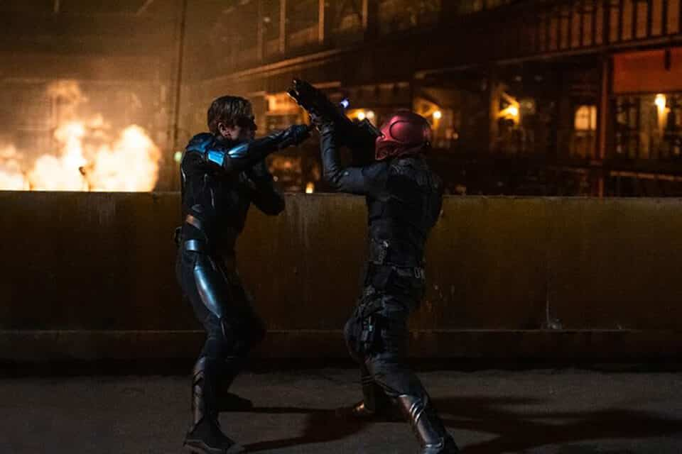 Protagonista de Titans revela grandes detalles de la tercera temporada