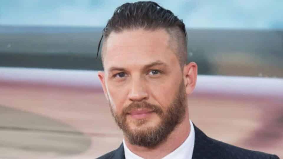 Tom Hardy fue al preestreno de Venom: Habrá Matanza con su perro