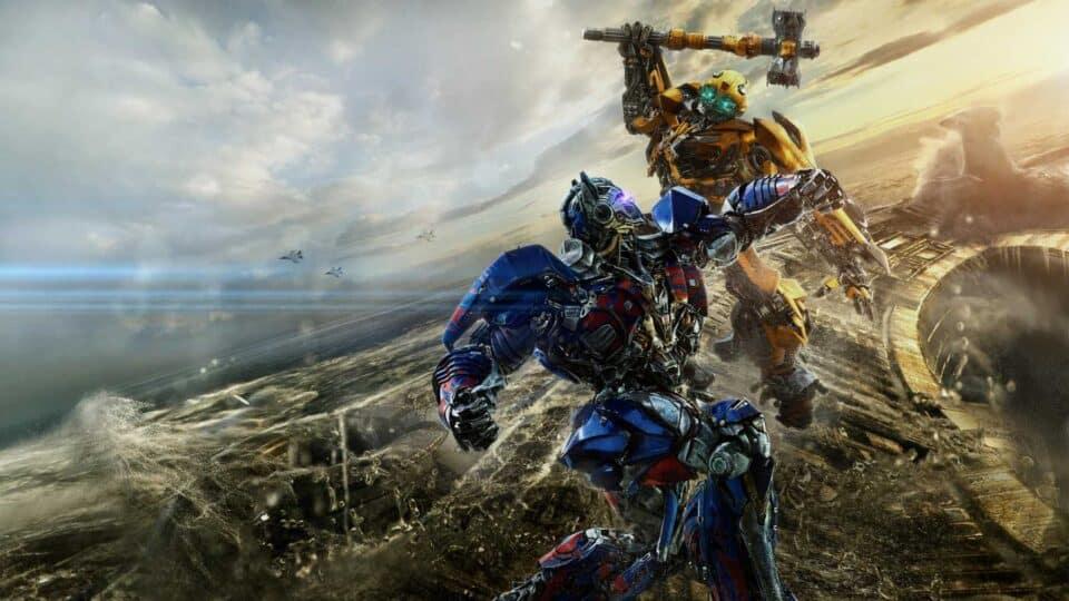 Revelan el nuevo logo de los Transformers