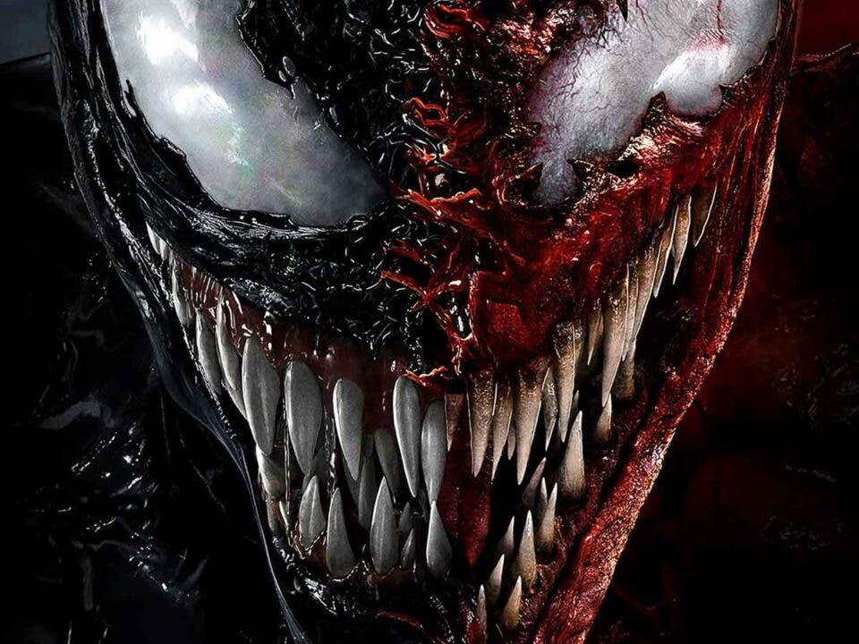 venom there will be carnage poster carnage