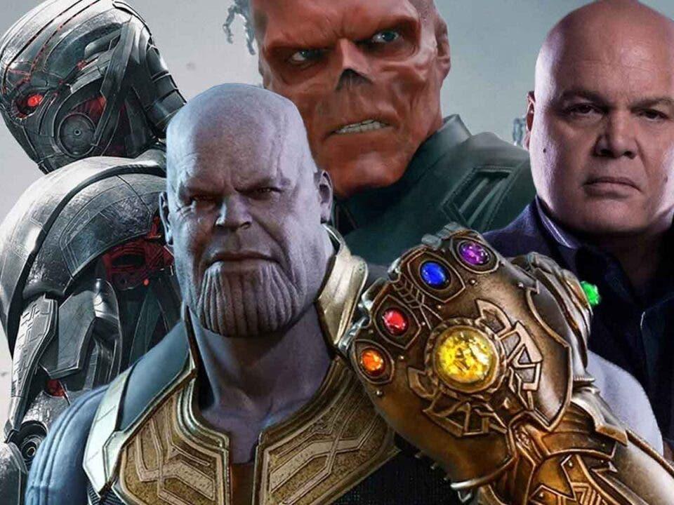 villanos Marvel Studios