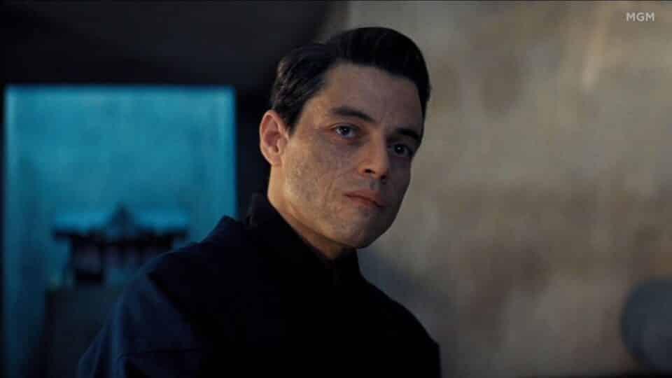 007: Rami Malek confiesa que prefería ser Bond