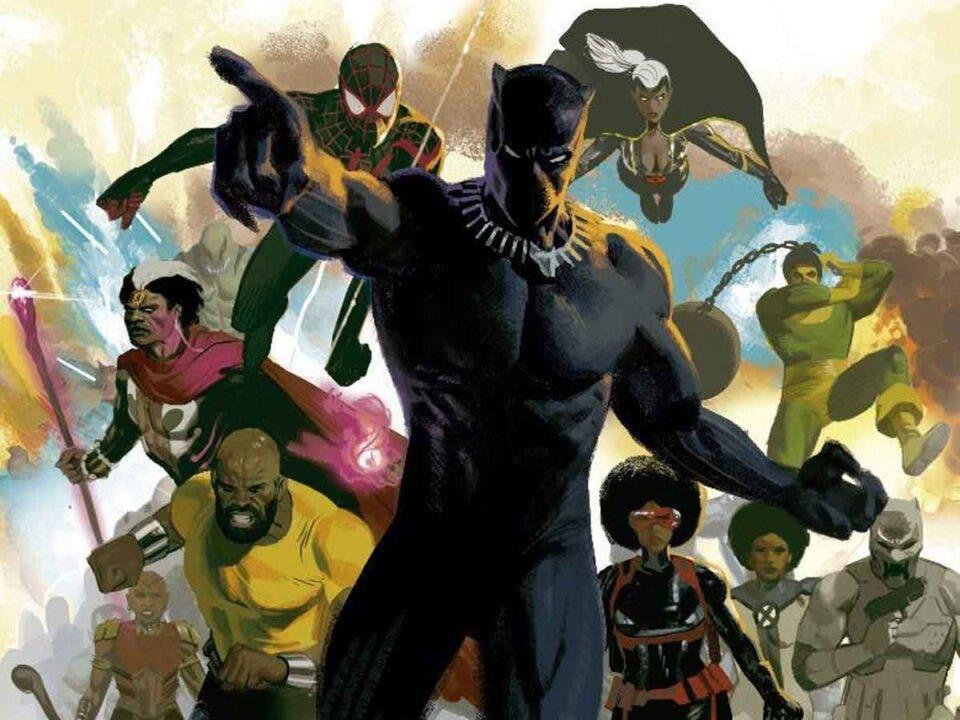 Reseña Black Panther Tomo 4: Wakanda desatada
