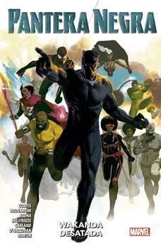 Pantera Negra 4: Wakanda desatada
