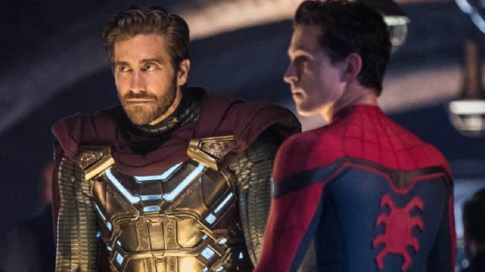 Jake Gyllenhaal reveló que Tom Holland lo ayudó durante el rodaje de Spider-Man