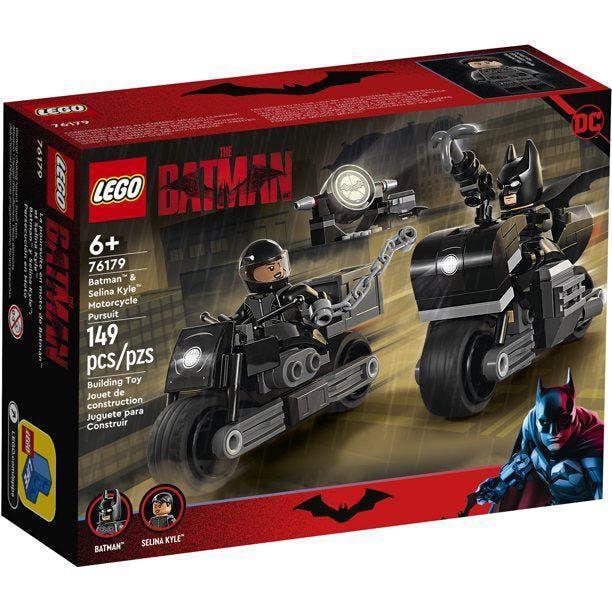 LEGO the batman catwoman Batman