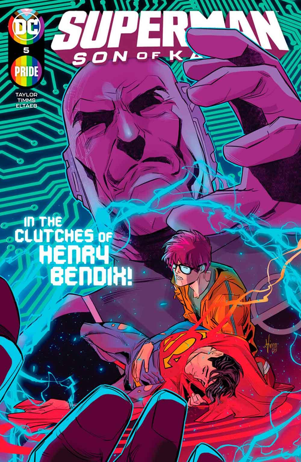 Superman: Son of Kal-El # 5