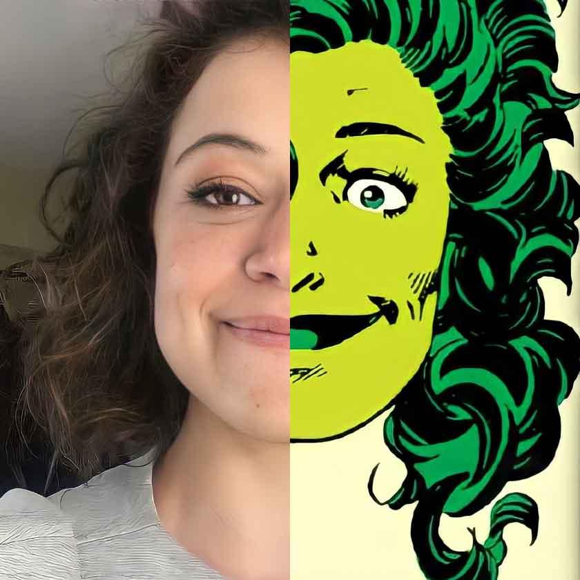 Tatiana Maslany she-hulk marvel studios