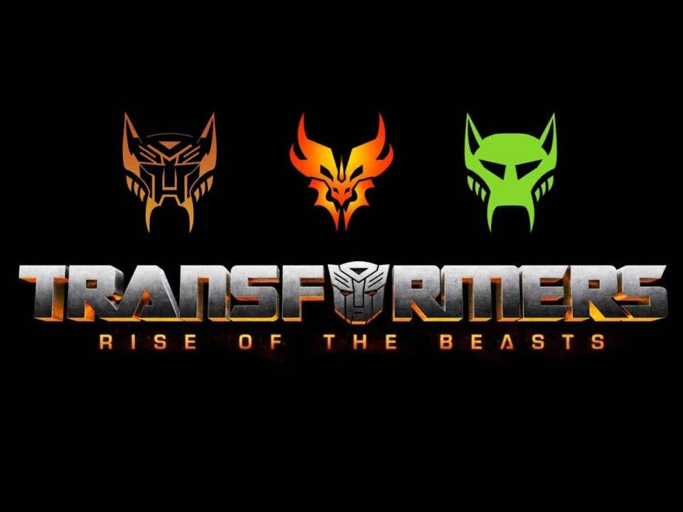 Transformers: Rise Of The Beasts logo