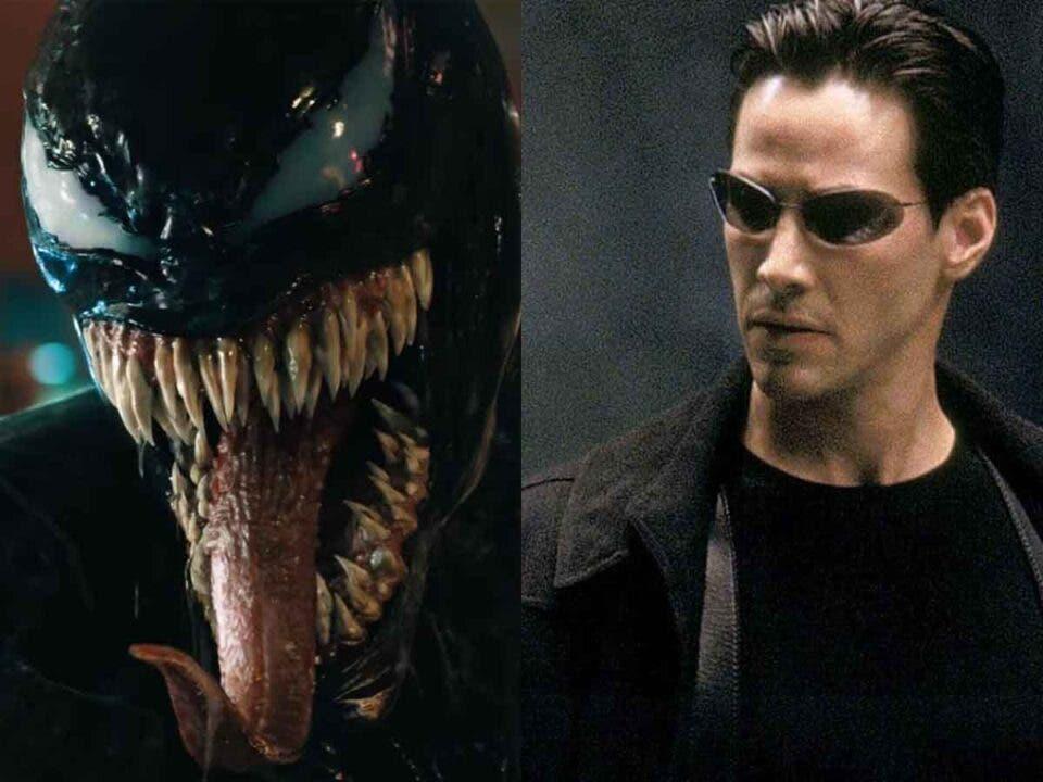 Venom Habra Matanza y Matrix 4