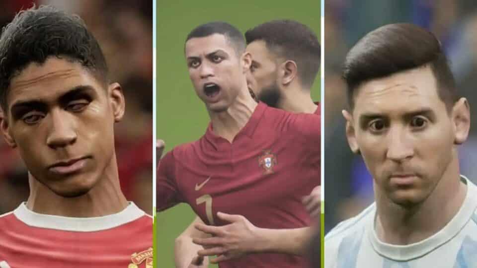 Las fuertes críticas que recibió eFootball 2022