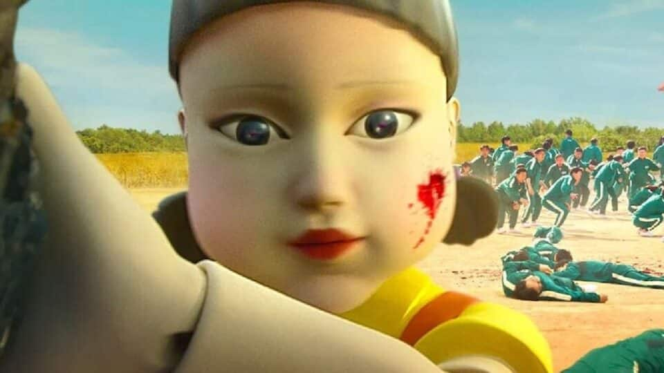 El Juego del Calamar: La historia detrás de la tenebrosa muñeca