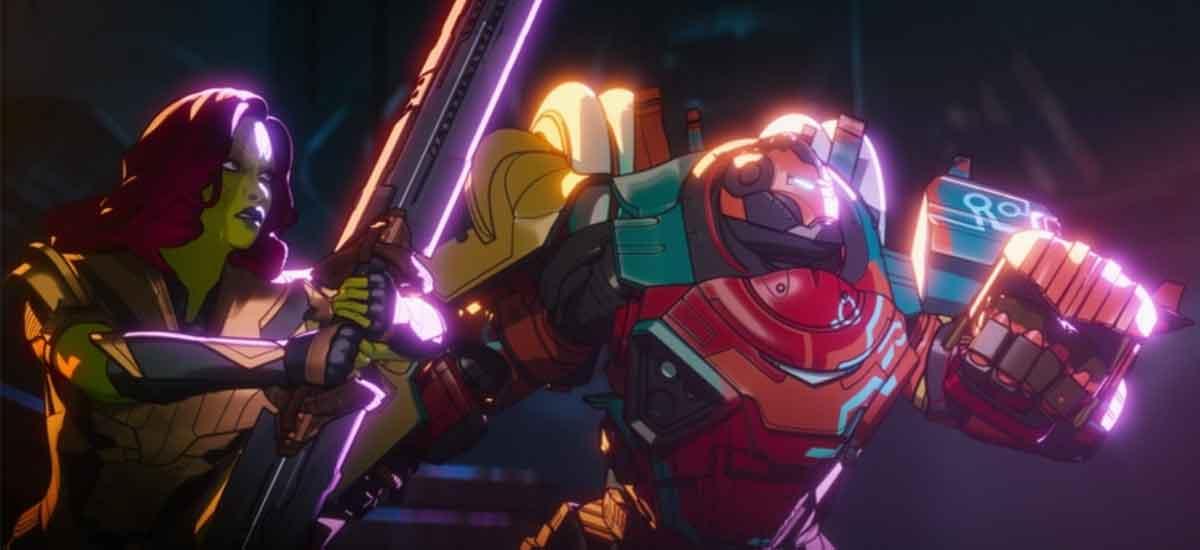 iron man tony stark gamora marvel studios