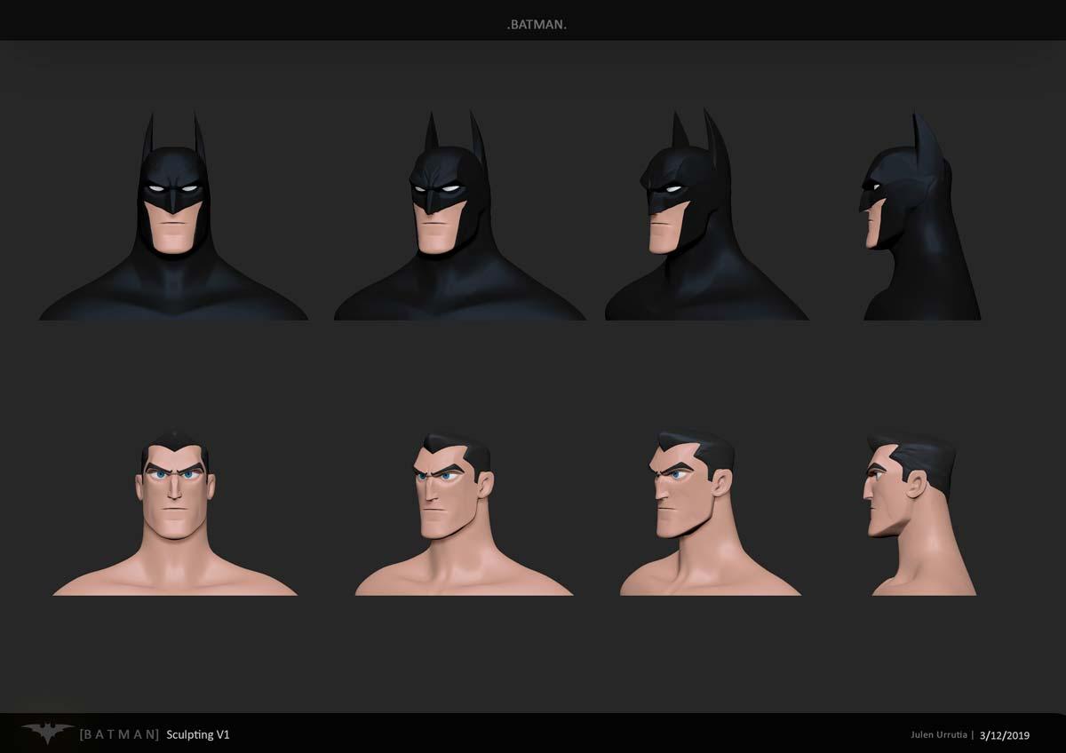 Batman Pixar