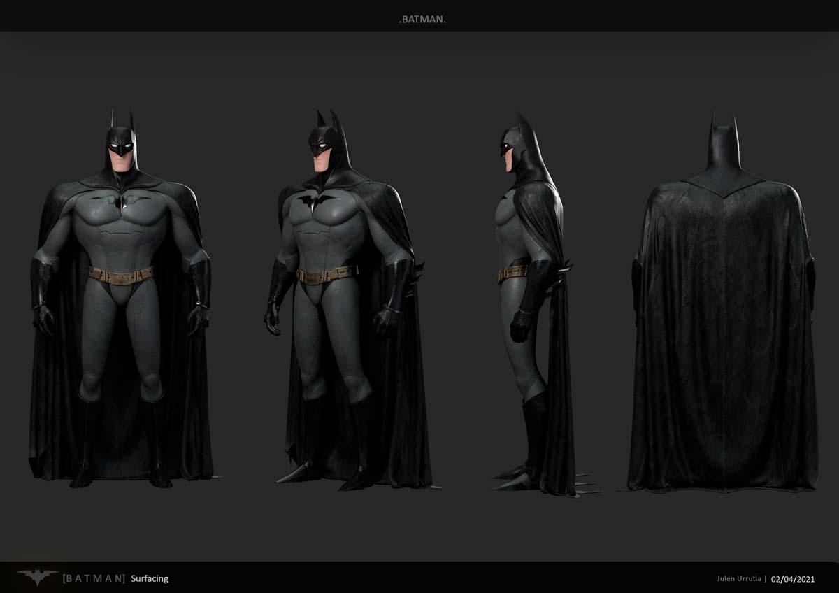 Julen Urrutia Batman