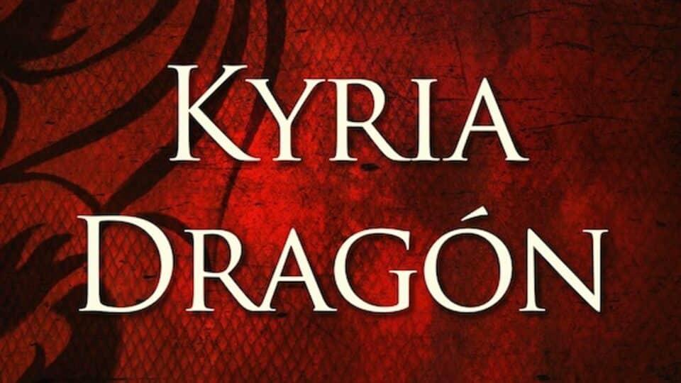 Sitges 2021: Maxi Valero presentará Kyria Dragón, su primera novela