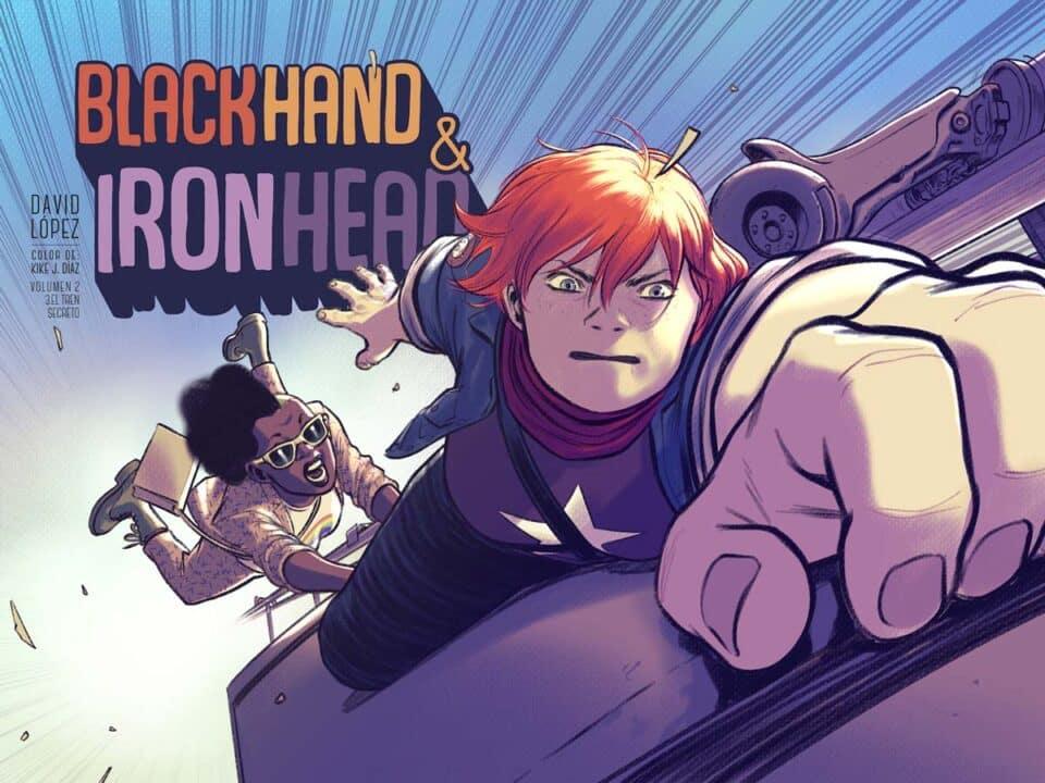 BlackHand & IronHead