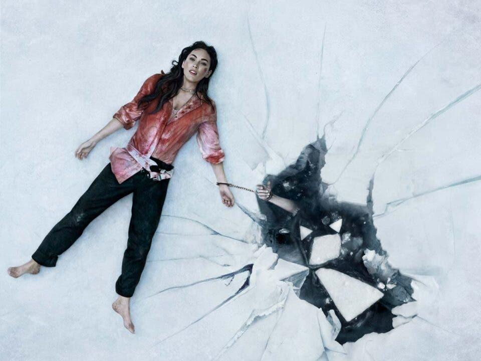 Megan Fox ensangrentada en Till Death. Hasta que la muerte nos separe