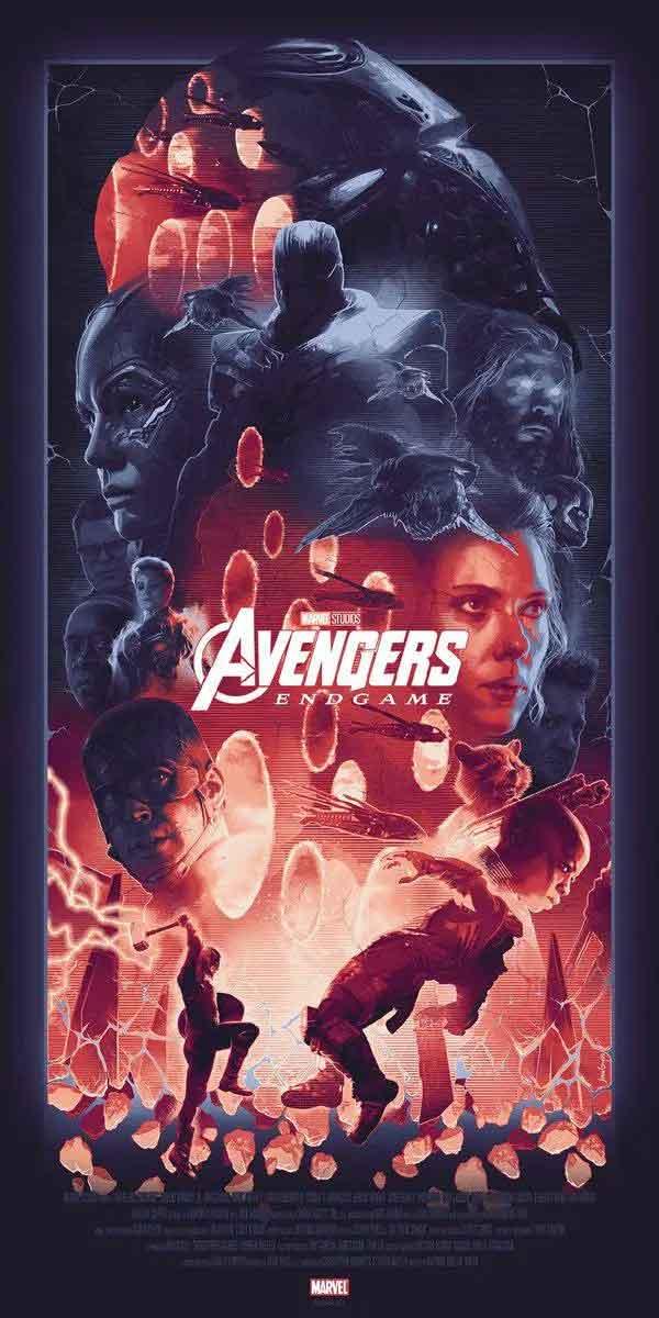vengadores endgame Marvel Studios